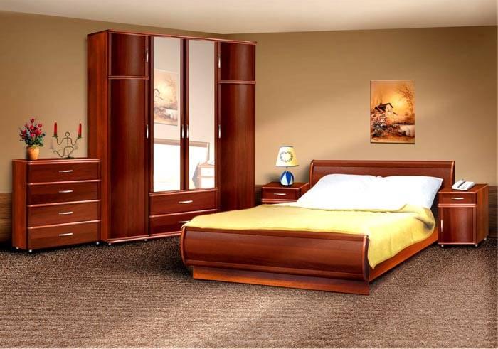 Мебельный набор для спальни