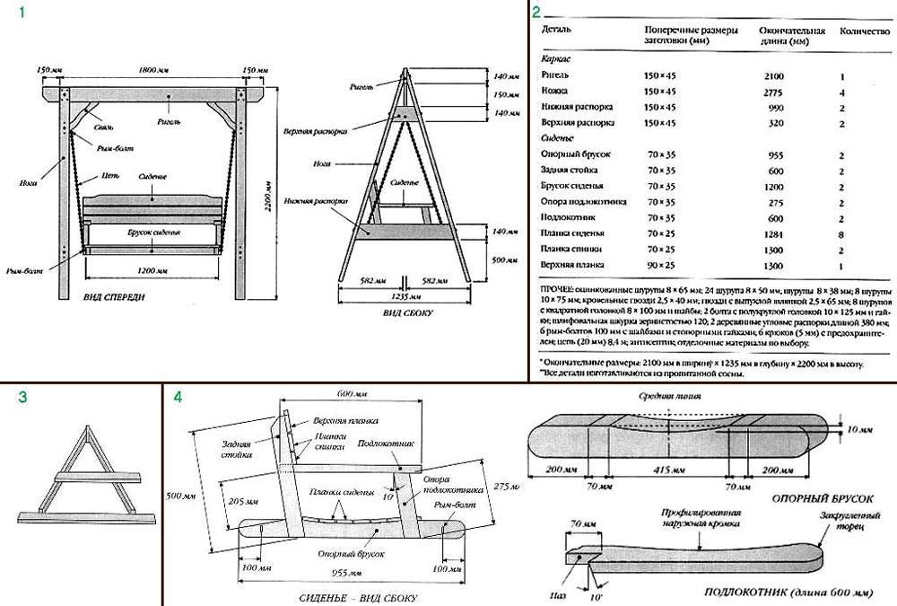 Чтобы создать более сложную конструкцию, понадобятся чертежи