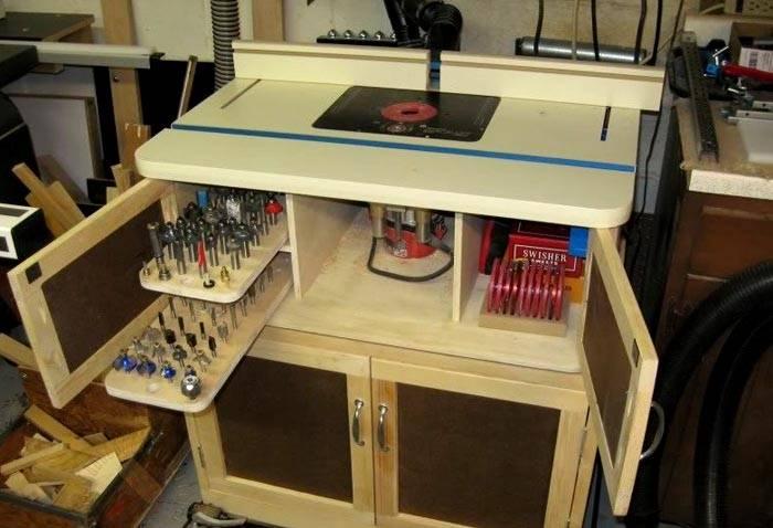 Специальный стол