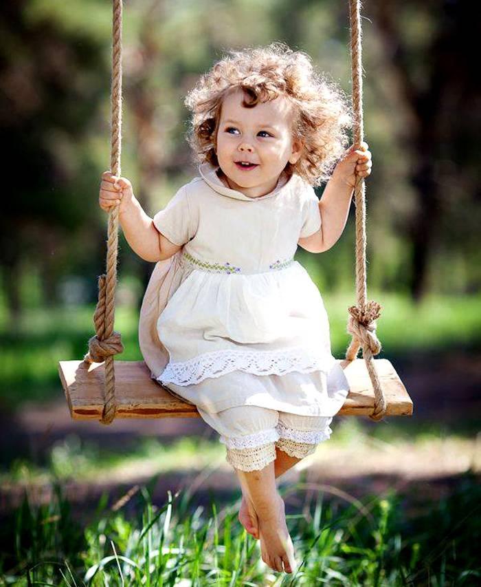 Даже элементарно простое изделие понравится ребенку