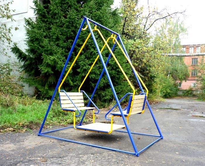 «Лидер 2» – фотокомплекта заводского производства для оснащения детской дачной площадки