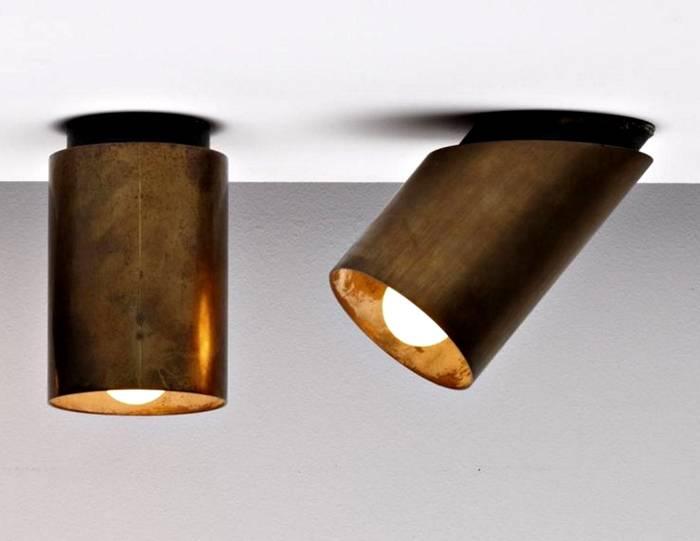 Светильники с обычной лампой