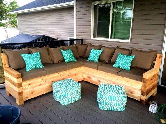 Мягкая мебель получится прочной и красивой