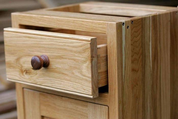 Внешний вид определяет текстура древесины