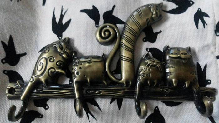 Красивые кованые фигурки облагородят любой интерьер