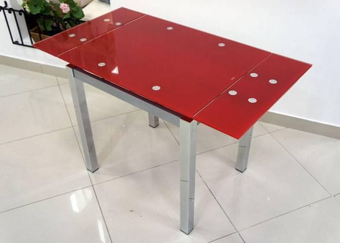 Яркий, стильный стол-трансформер