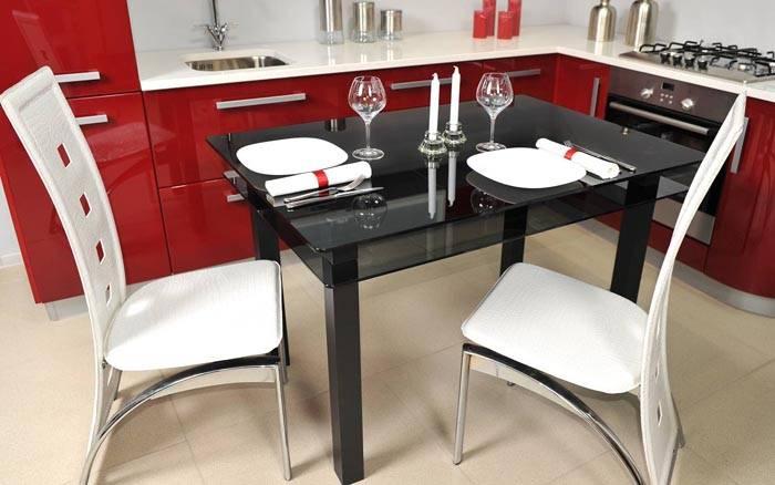 Мебельный гарнитур в стиле ар-декор