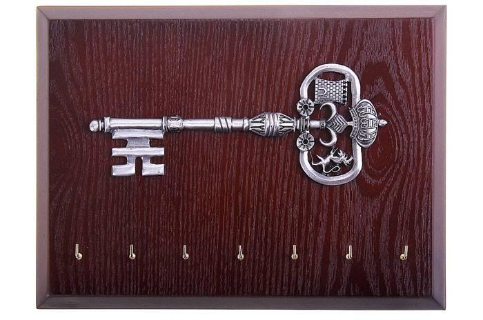 65 Настенная ключница своими руками: идеи, схемы, чертежи