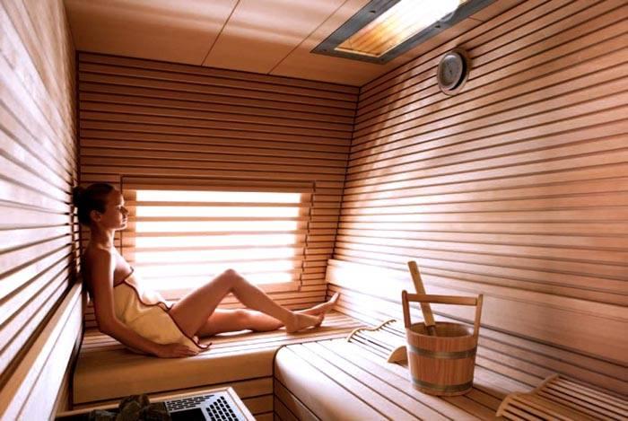 Устройство вентиляции в русской бане