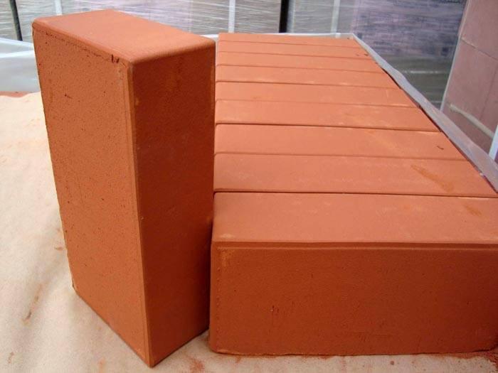 Так выглядит стройматериал для печи и камина