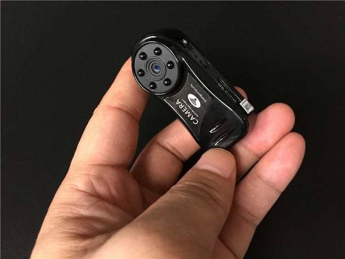 Беспроводная Wi-Fi видеокамера Ambertek MD81S