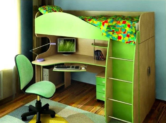 Оригинальный дизайн органично вписывается в интерьер
