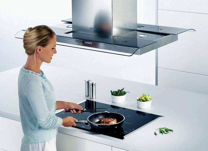 Вытяжка с обратным клапаном исключает проникновение неприятных запахов из других помещений, квартир при подключении системы к общему вентиляционному каналу