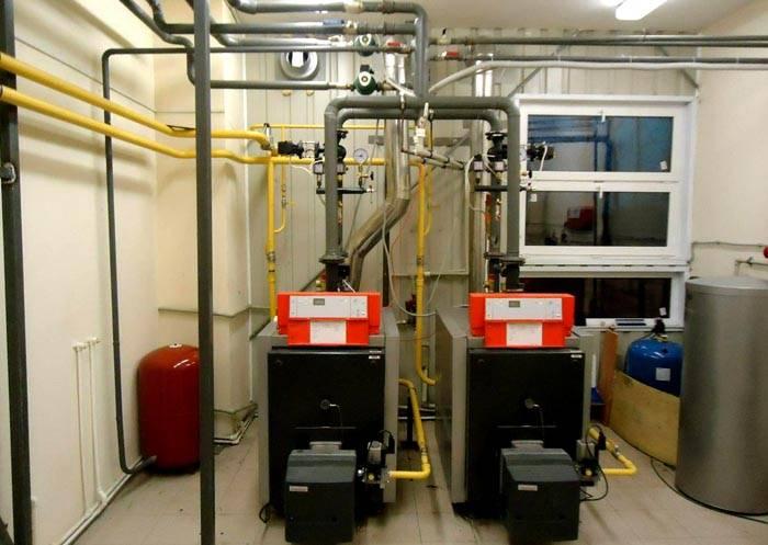 Очень мощные газовые котлы – для частного дома это слишком