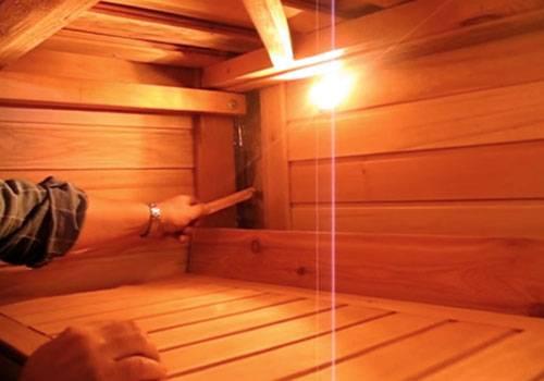 Вентиляция пола в бане схема