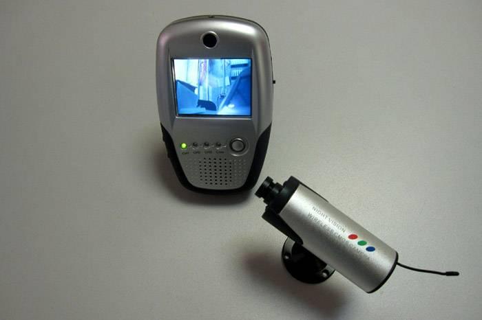 Так выглядит видеорегистратор с камерой