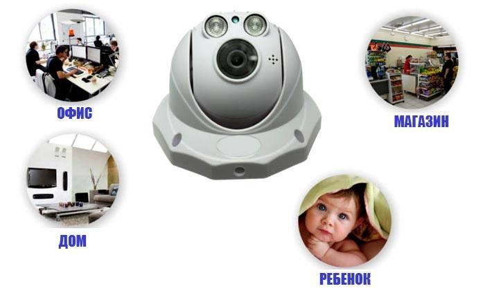 На картинке показаны основные варианты использования такой аппаратуры