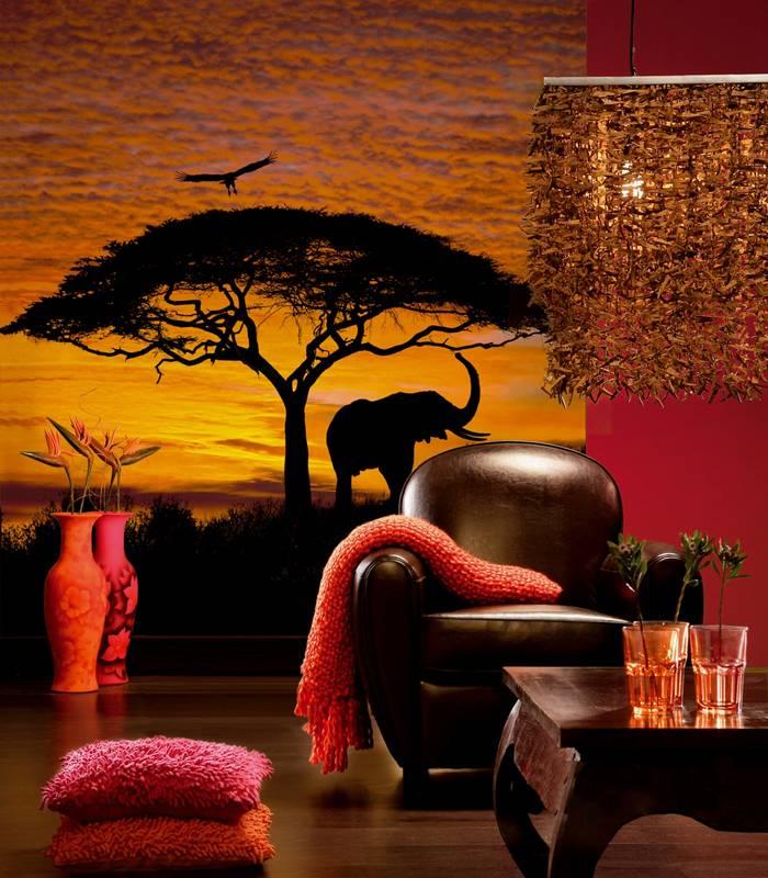 Африканские краски