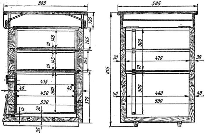 Устройство и основные параметры сооружения