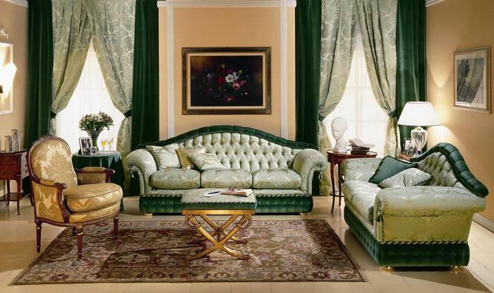 Обивка мягкой мебели должна быть дорогой