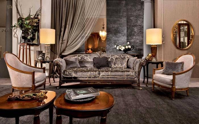 Мебель из Италии стоит недешево