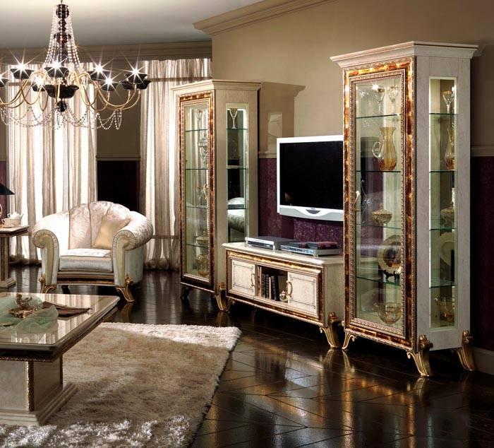 Мягкая и корпусная мебель создадут единую композицию