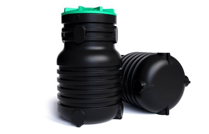 Готовые емкости для канализации