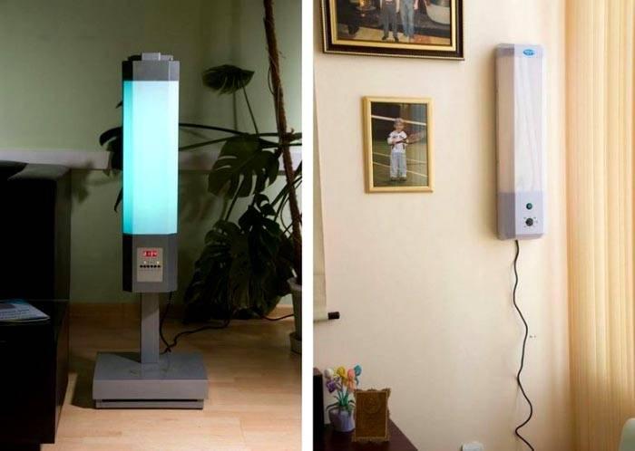 Кварцевая лампа для дома