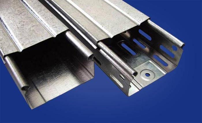 Прочные металлические конструкции подходят для помещений большим риском возгораний