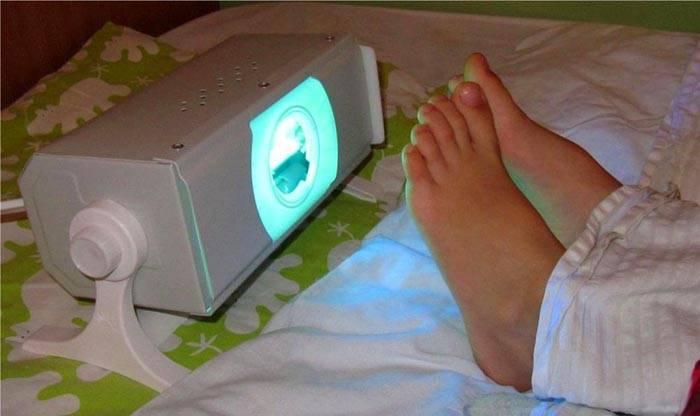 Модели этого производителя часто используются для лечения детей