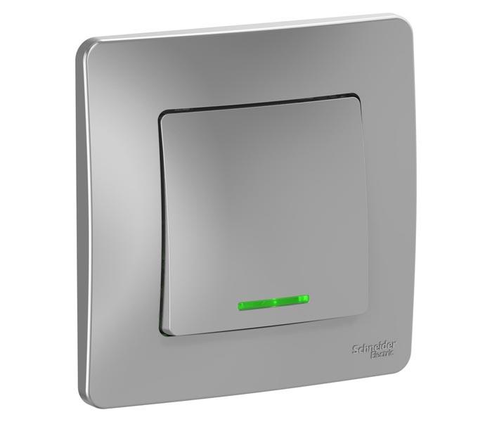 Следует помнить, что выключатели с подсветкой не желательно устанавливать, если планируются к использованию энергосберегающие лампы (КЛЛ)