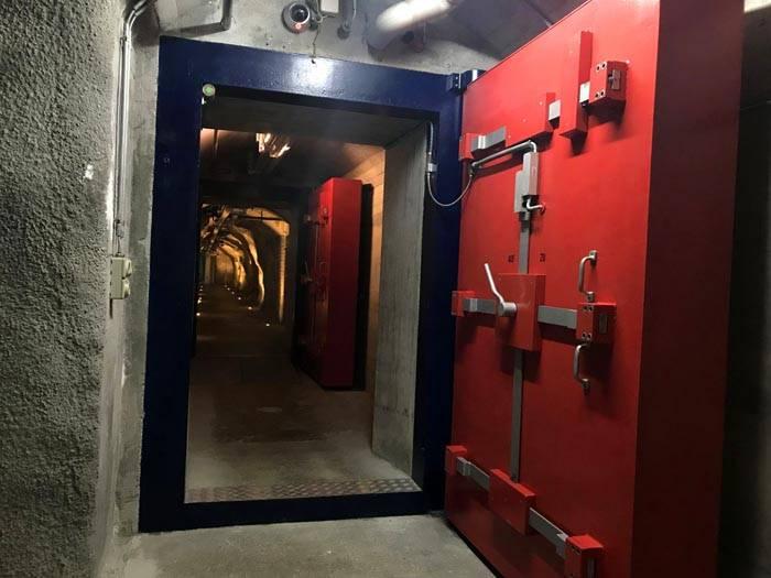 В этом секретном хранилище швейцарские банкиры сберегают золото своих клиентов