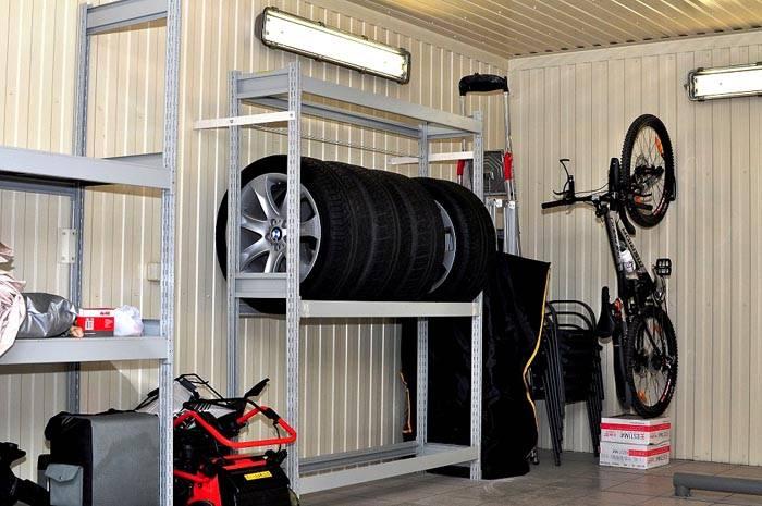 На такие параметры следует обратить внимание при оснащении собственного гаража