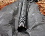 Дренажные трубы для грунтовых вод