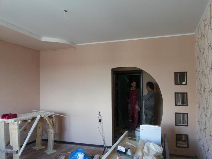 Нестандартное решение для типовой квартиры