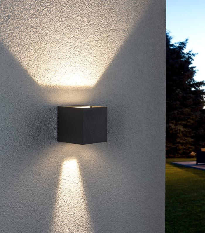 Угол рассеивания у светодиодных ламп небольшой