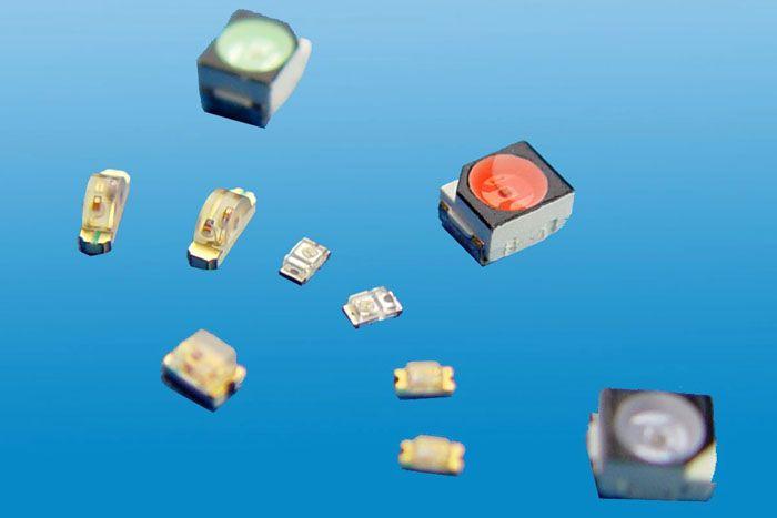 SMD светодиоды востребованы при изготовлении светодиодных лент