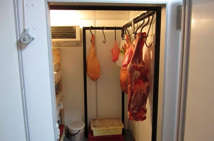 Установки этой категории применяют для охлаждения продуктов питания в специальных камерах торговых и производственных предприятий