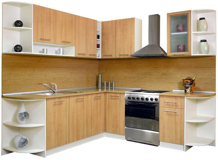 Панели МДФ можно подобрать под окружающий мебельный гарнитур