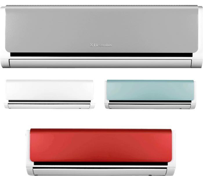 Сменные панели сплит-системы Электролюкс можно заменить для подбора нужной цветовой гаммы