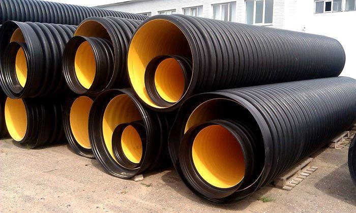 Полипропилен – наиболее популярный материал для изготовления дренажных систем