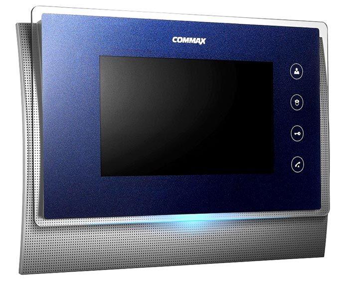 Видеодомофон для квартиры Commax CDV-70UM хорошо смотрится в современном интерьере