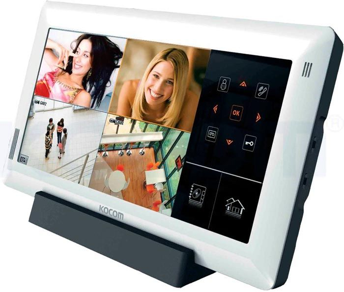 Kocom KVR-A510 – видеодомофон с расширенными функциональными характеристиками