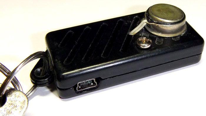 Настоящий универсальный домофонный ключ