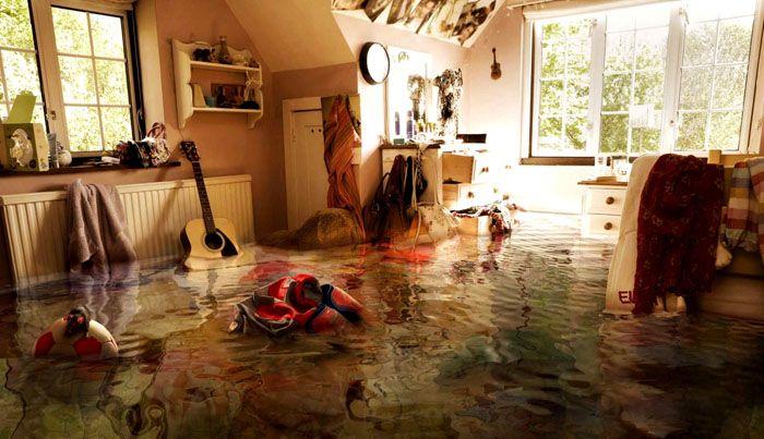 Затопили соседи сверху: что делать