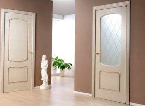 Стандартные размеры межкомнатных дверей