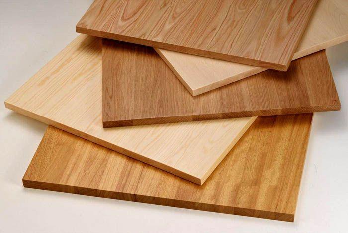 Качественные мебельные щиты выглядят идеально, их не не нужно дополнительно обрабатывать