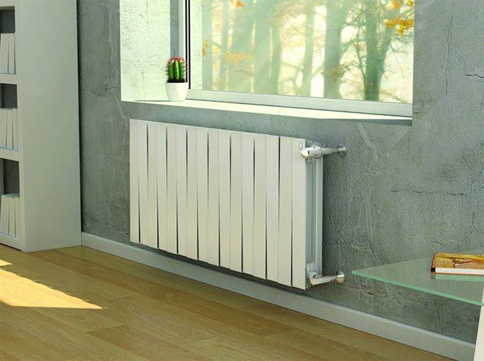 Биметаллические батареи с высокой эффективность теплоотдачи и длительным сроком службы