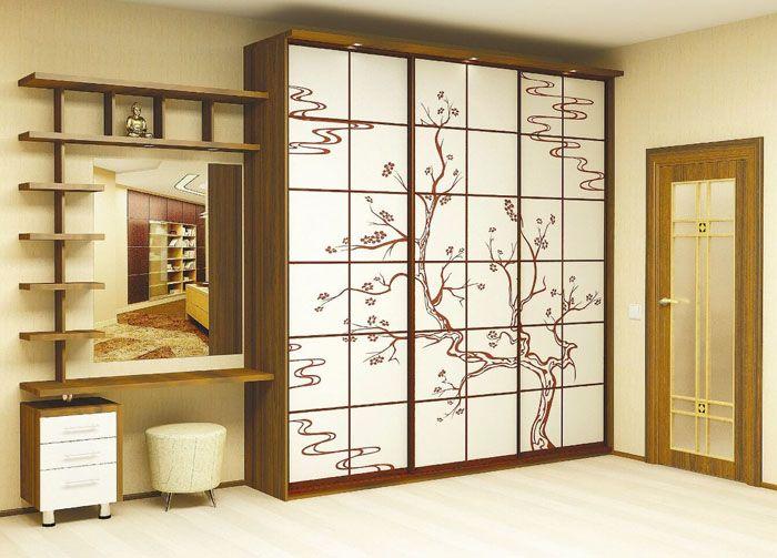 Здесь уместно применять неординарные дизайнерские решения для украшения интерьера