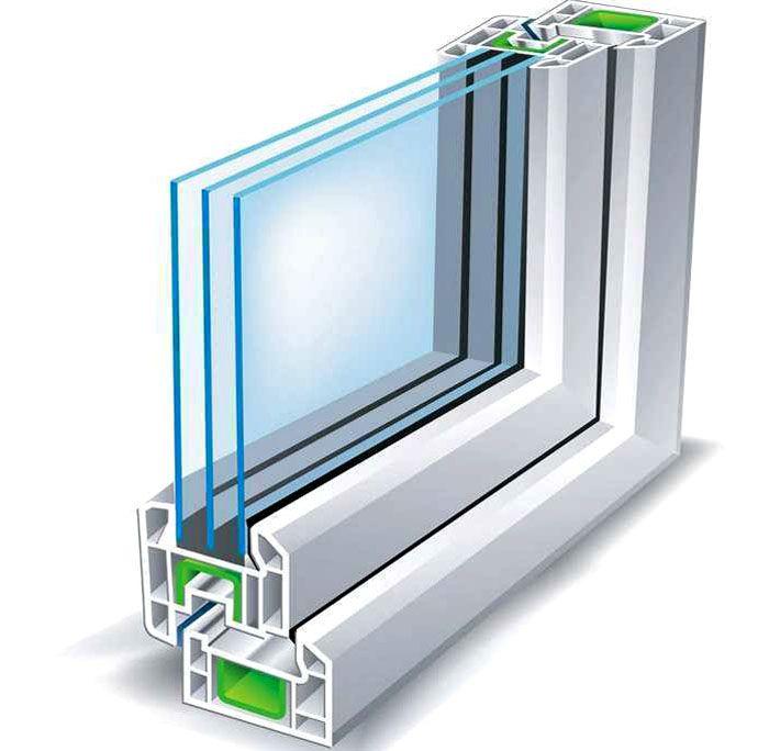 Совершенство современных оконных конструкций препятствует доступу свежего воздуха